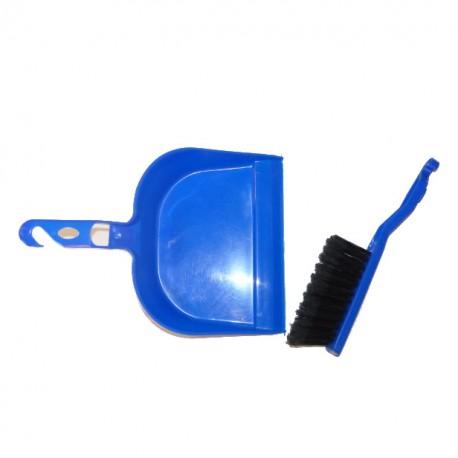 Balayette et Pelle plastique