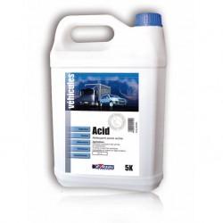 Produit de nettoyage pour jantes de véhicule ACID