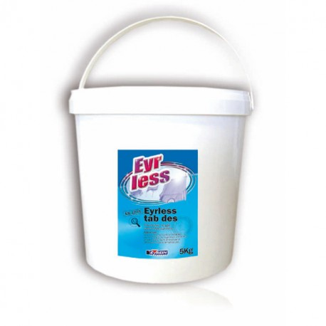 Lessive en dosette désinfectante Eyrless Tab Des
