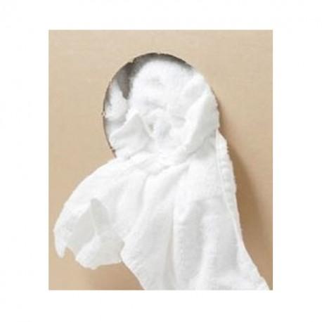 Chiffon blanc éponge 8kg
