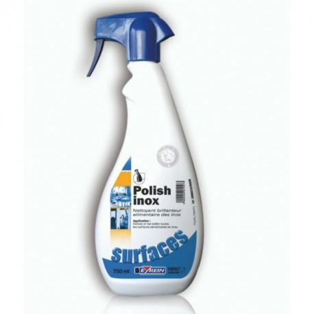 Nettoyant brillant Polish Inox EYREIN