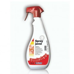 Détergent désinfectant Spray Javel EYREIN