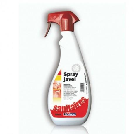 Détergent désinfectant Spray Javel EYREIN