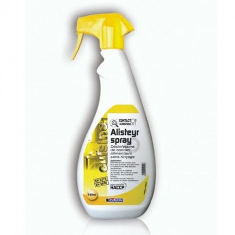 Désinfectant alimentaire Alisteyr Spray