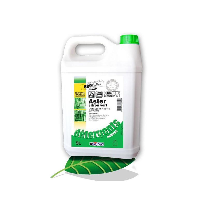 aster citron vert d u00e9tergent neutre