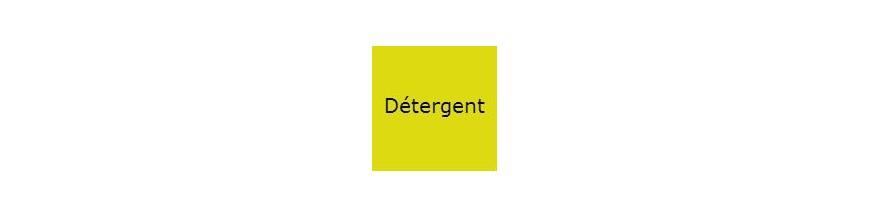 Détergent